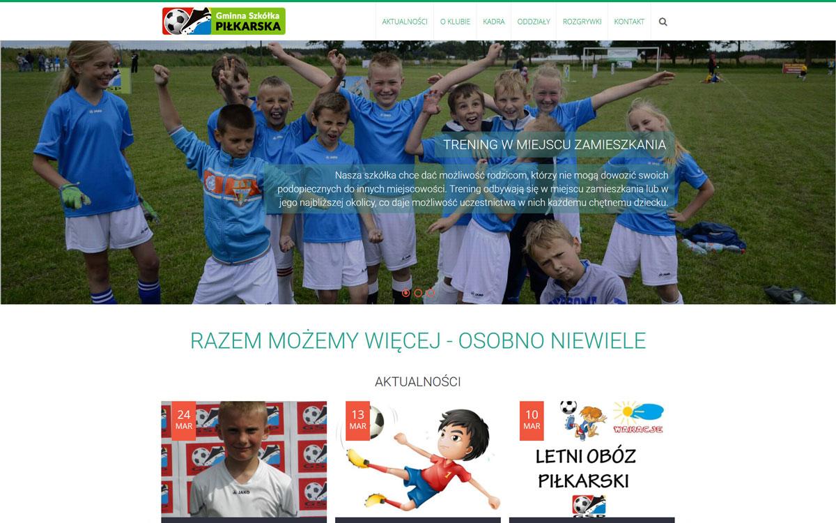 Gminna Szkółka Piłkarska