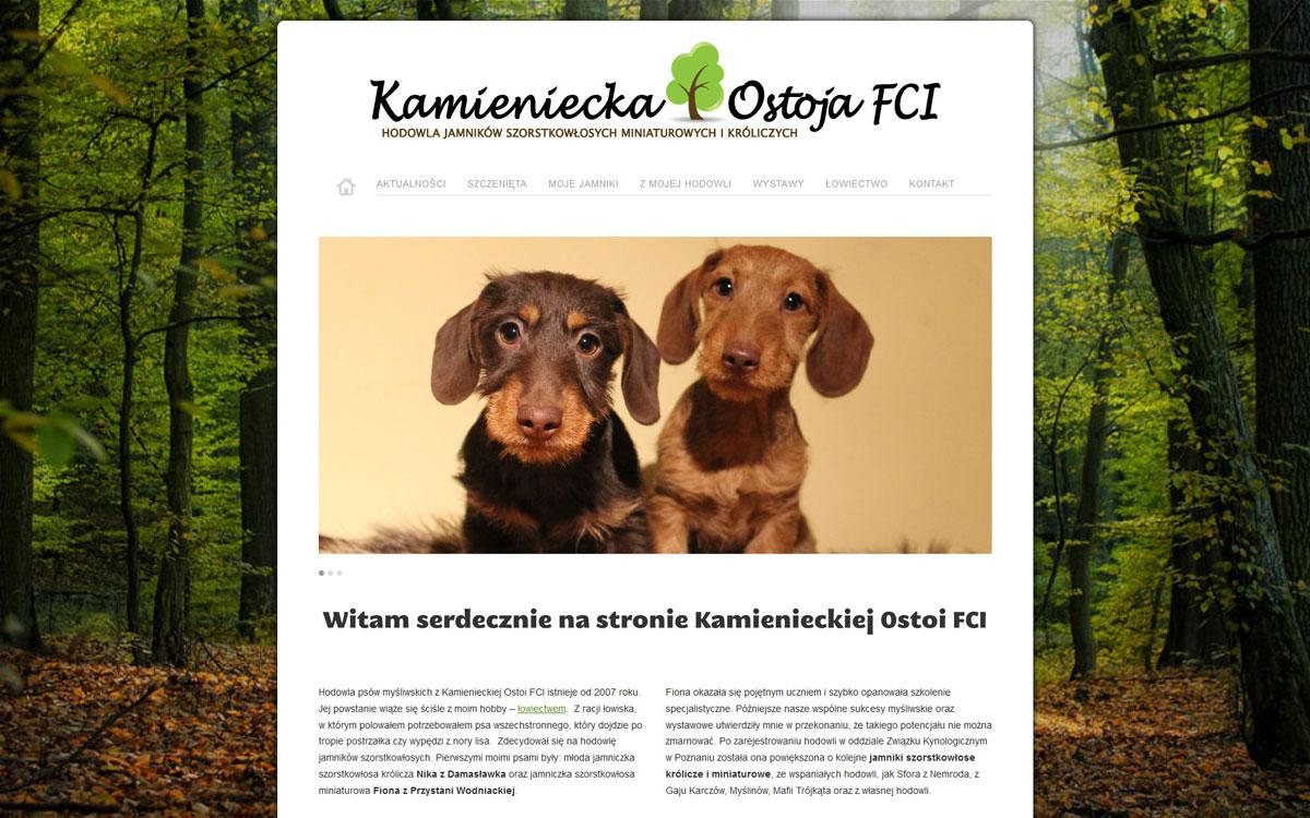 Kamieniecka Ostoja FCI