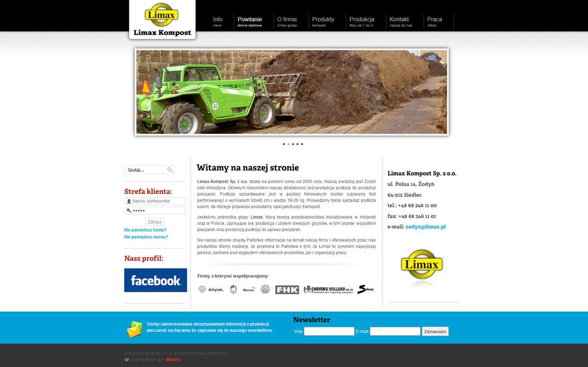 Limax Kompost